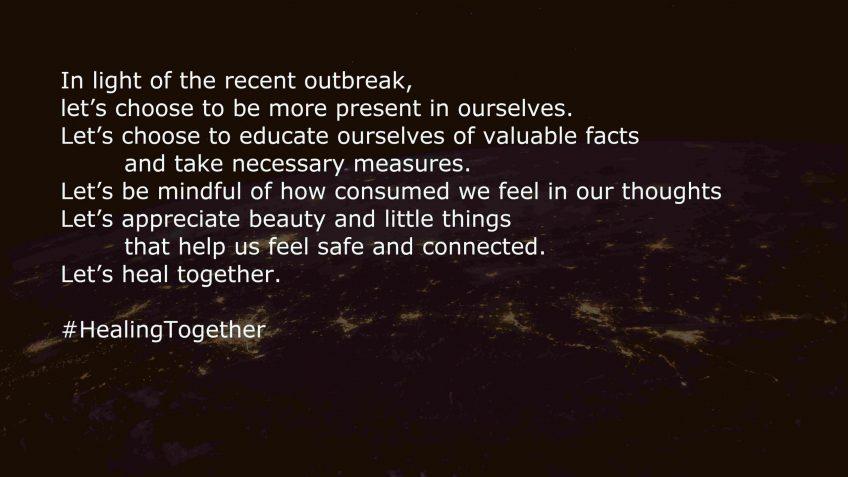 Let's Heal Together
